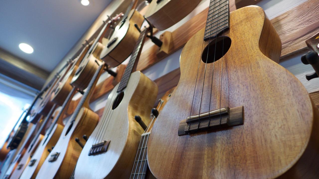 Best acoustic electric ukulele under $200